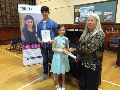 TRINITY COLLEGE LONDON MUSIC AWARDS
