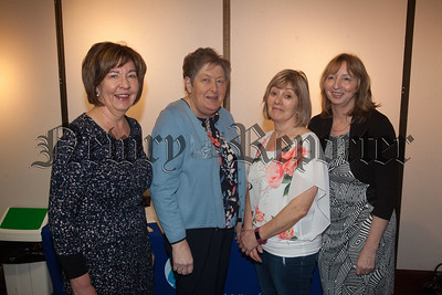 Anne Donnelly, Helen McAleavey, Barbara Donnelly and Joanne McGlade. R1811003