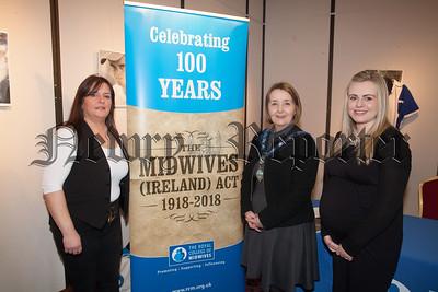 Seana Kerr, Roisin Mulgrew and Claire Myers. R1811004
