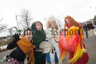 Community Tribal Drummers. R1812012