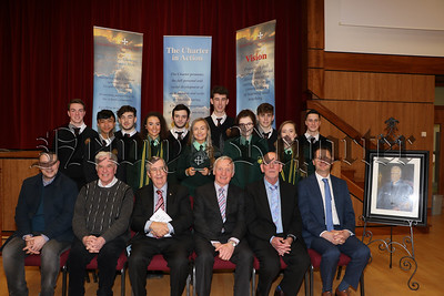 ANNUAL EDMUND RICE AWARDS CEREMONY AT THE ABBEY CBS
