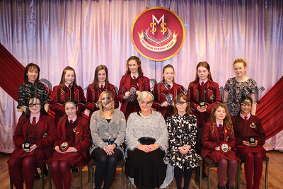 PUBLIC SPEAKING COMPETITION AT ST MARYS HS NEWRY