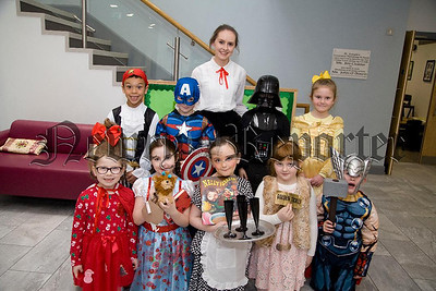 ST JOSEPHS PRIMARY SCHOOL WORLD BOOK DAY