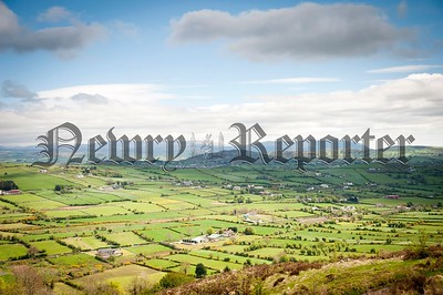 R1813116 - View from Slieve Gullion Forest Drive