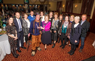 Chairperson Councillor Roisin Mulgrew with speakers at Newry, Mourne and Down DC, Mountains, Myths and Maritime Industry Workshop