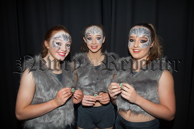 Clionna Griffen, Dara Gallagher and Amy Graffin. R1816012