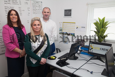 Stevie McDonnell Managing Director, Trisha Mackin Office Manager and Lisa McDonnell Secretary. R1816020