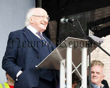 R1817126 - Dr Niall Comer and Michael D Higgins