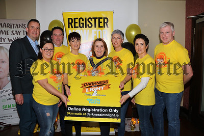 2ND DARKNESS INTO LIGHT WALK IN KILBRONEY PARK ON 12TH MAY AT 4.15 AM