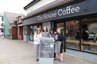TIN HOUSE COFFEE