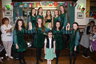 NEWRY SHAMROCKS HELD A CULTURAL DAY