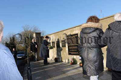 COMMEMORATION SERVICE KINGSMILL MASSACRE 5TH JANUARY 1976