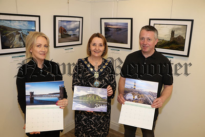 EAMON'S PHOTOGRAPHIC EXHIBITION TO AID THREE CHARITIES