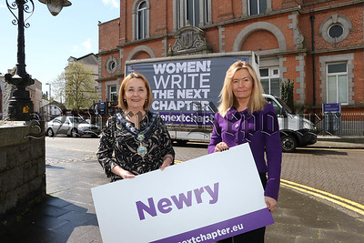 POLITICS PLUS - WOMEN WRITE THE NEXT CHAPTER
