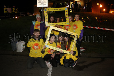 DARKNESS INTO LIGHT 5K WALK AN AWARENESS EVENT TAKING PLACE IN 150 LOCATIONS ACROSS IRELAND