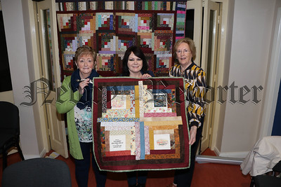 The Quilters Circle Shine a Light on PIPS Hope and Support – the 'Quilt of Hope'