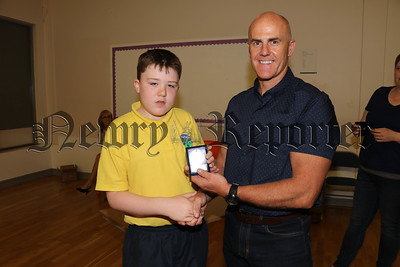 POSITIVE BEHAVIOUR AWARDS AT RATHORE SCHOOL