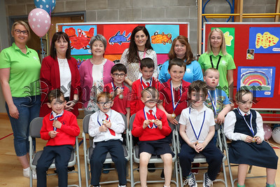 NEWRY CREDIT UNION ART AWARDS AT ST. JOSEPH'S CONVENT PRIMARY SCHOOL