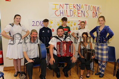 INTERNATIONAL CHILDREN'S DAY CELEBRATION IN NEWTOWNHAMILTON