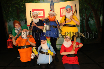 ST DALLAN'S PRIMARY 7 PRODUCTION OF SNOW WHITE