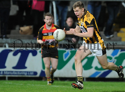 Crossmaglen v St Pats SFC Semi Final, Athletic Grounds, 02.10.16
