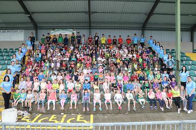 BALLYHOLLAND YOUTH CLUB SUMMER SCHOOL