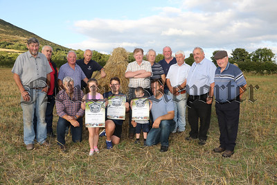LAUNCH ROSTREVOR & DISTRICT VINTAGE CLUB ANNUAL THRESHING DAY FOR S.A.HOSPICE