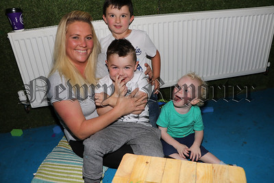 THE ALFIE SHOW ORGANISED BY HOLLY POWELL AND BLAITHIN MCLOGAN