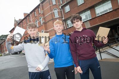 Seanan Gribben, Eoghan Murray and Patrick Travers. R1834011