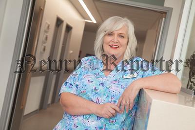 Bernadette Ryan from the Childrens Ward at Daisy Hill Hospital. R1838007