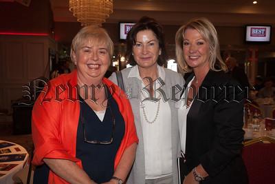 Betty Stewart, Fiona Best and Ciara Aiken. R1838030