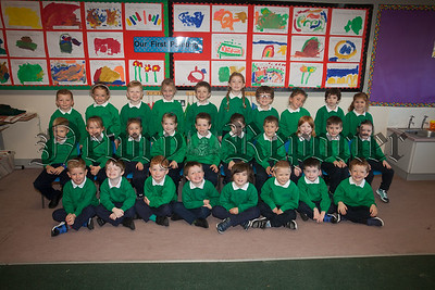 Primary 1 Pupils from St Ronan's Primary School. R1839003