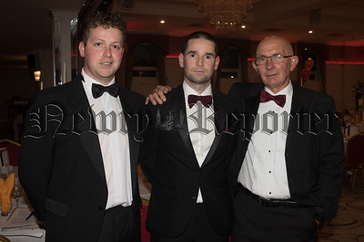 Jack Gilsenen, Cathal McArdle and Gerard Hughes. R1841004