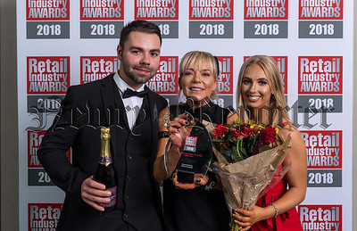 Metropolis Publishing holds its Local Shop Choice Awards and the Retail Industry Awards at the Grosvenor House Hotel, 27th September 2018   Photography by Fergus Burnett  Accreditation required with all use - 'fergusburnett.com'