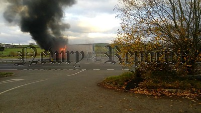 R1847143 Lorry Fire