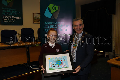 ENVIRONMENTAL CALENDAR POSTER COMPETITION WINNERS 7TH NOVEMBER 2018