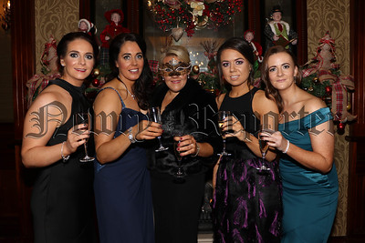 FRIENDS OF ST. BRONAGHS MASQUERADE BALL IN THE CANAL COURT HOTEL