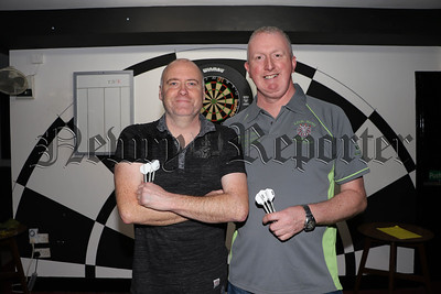DARTS PAIRS COMPETITION IN A.O.H