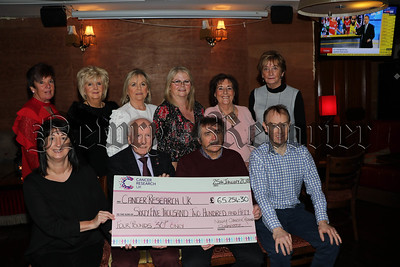 OVER £65,000 RAISED IN THE LAST YEAR BY NEWRY CANCER RESEARCH COMMITTEE