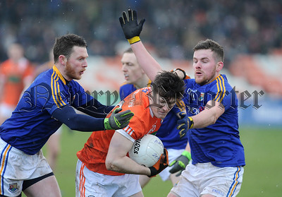 Armagh v Longford NFL, Athletic Grounds, 11.02.18