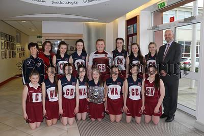 NETBALL SUCCESS AT ST PAUL'S HIGH SCHOOL BESSBROOK