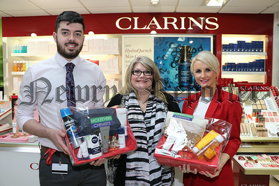COMPETITION WINNER AT MCKEEVER'S CHEMIST
