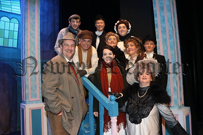 NEWRY MUSICAL SOCIETY PRESENT MY FAIR LADY