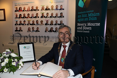 R1911121 Newry, Mourne and Down Council Chairman Opens Book of Condolence.jpg