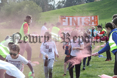 COLOUR RUN FOR FUNDS FOR LAUREN FITZGERALD