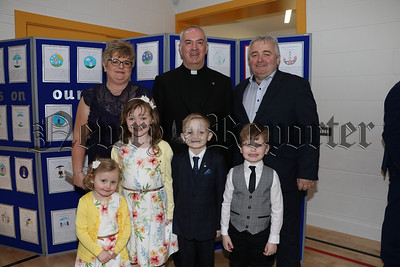 FIRST HOLY COMMUNION FOR PARISH OF KILBRONEY