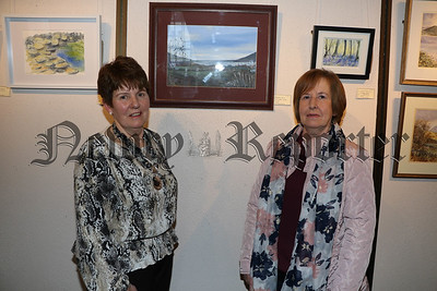 NEWRY ARTS SOCIETY SPRING ART EXHIBITION