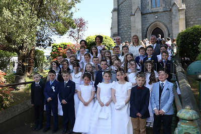 HOLY COMMUNION FOR PARISH OF KILBRONEY