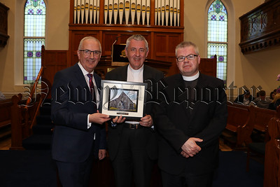SERVICE OF DEDICATION OF THE RENOVATED CHURCH BUILDING BESSBROOK CONGREGATION