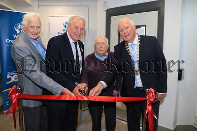 OFFICIAL OPENING WBR CREDIT UNION IN 1 THE SQUARE WARRENPOINT